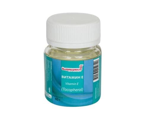 Витамин Е (токоферол), 40 гр.