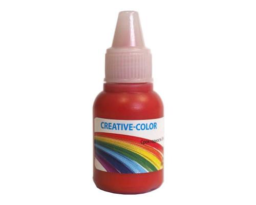 Краситель (жидкий), Красный Creative-Color