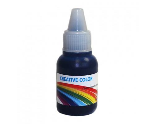 Краситель (жидкий), Голубой Прозрачный Creative-Color