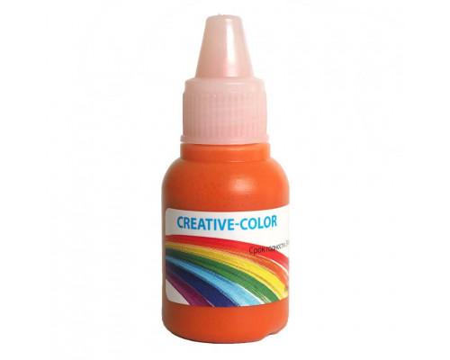 Краситель (жидкий),Тыквенный Creative-Color