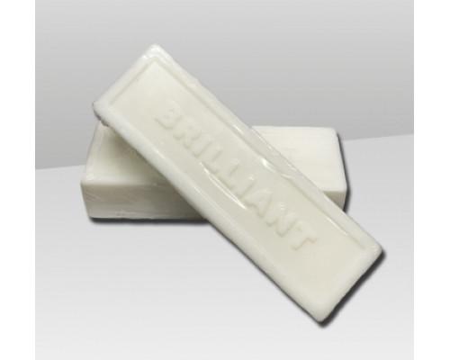 Мыльная основа Brilliant FIRST white, белая, фасовка 1кг