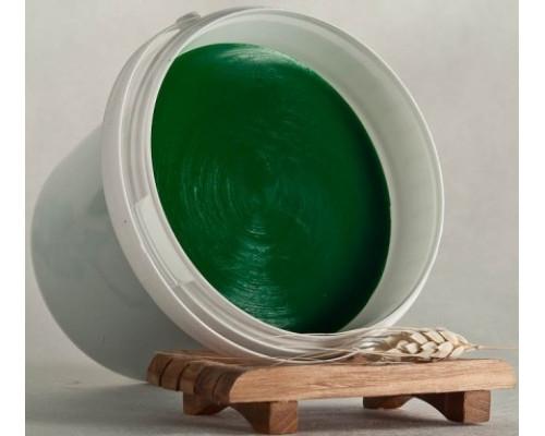 Мыльная основа COLOR GREEN, цвет зелёный, 100 гр.
