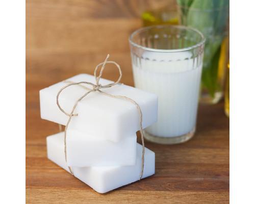 Мыльная основа Выдумщики «МОЛОЧНАЯ» (с добавлением молока)