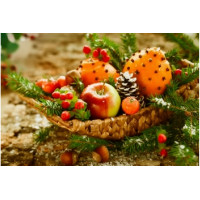 Отдушка, Зимние фрукты и сосна, 50гр
