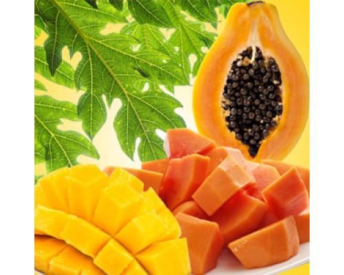 Ароматическое масло, Манго и папайя