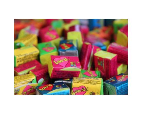 Отдушка, Bubble gum
