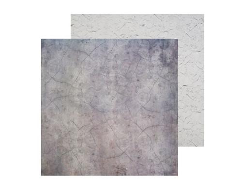 Фотофон двусторонний «Бетон–штукатурка»
