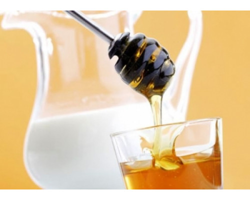 Отдушка, Мед с молоком
