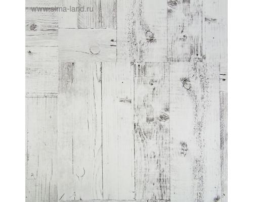 Фотофон «Белёные доски», 70 х 100 см, бумага 130 г