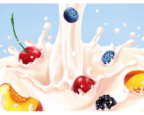 Отдушка, Клубничный йогурт