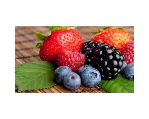 Отдушка, Лесные ягоды
