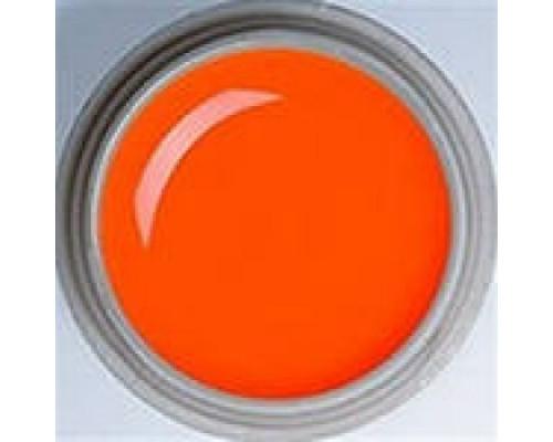 Пигмент неоновый гелевый, Оранжевый