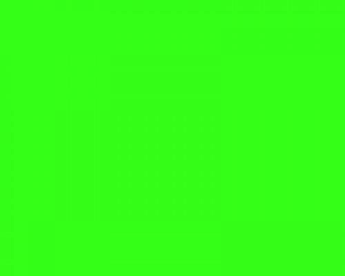Пигмент гелевый, Зеленый флуоресцентный