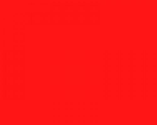 Пигмент гелевый, Красный флуоресцентный