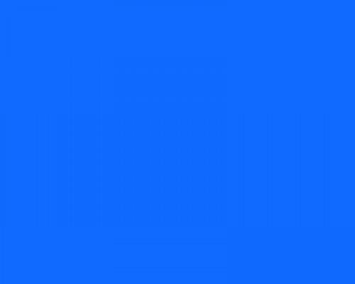 Пигмент гелевый, Синий флуоресцентный
