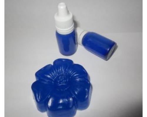 Пигментная паста для мыла, Ультрамарин