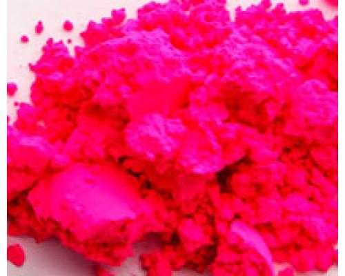 Пигмент флуоресцентный сухой, Розовый