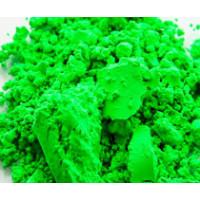 Пигмент флуоресцентный сухой, Зеленый