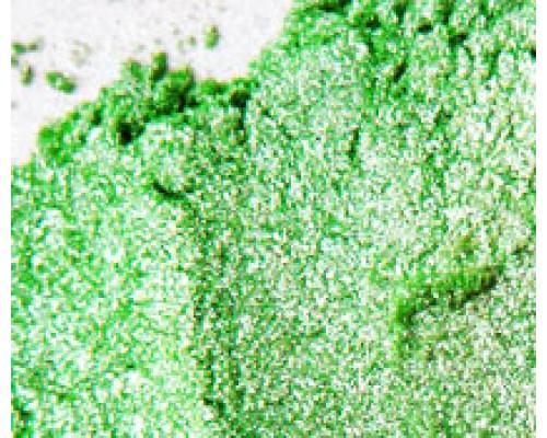 Пигмент перламутровый сухой, Зеленый оливковый