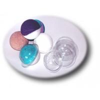 Форма-сфера для мыла пластиковая, Сфера Малая (d 50)