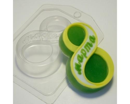 Форма для мыла пластиковая, 8 Марта-Классическое