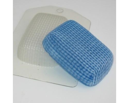 Форма для мыла пластиковая, Вязаное