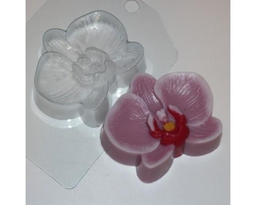 Форма для мыла пластиковая, Орхидея