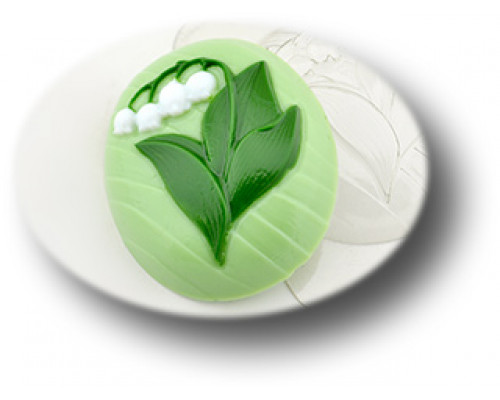 Форма для мыла пластиковая, Ландыш МФ