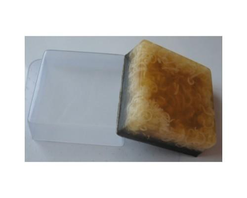 Форма для мыла пластиковая, Квадрат
