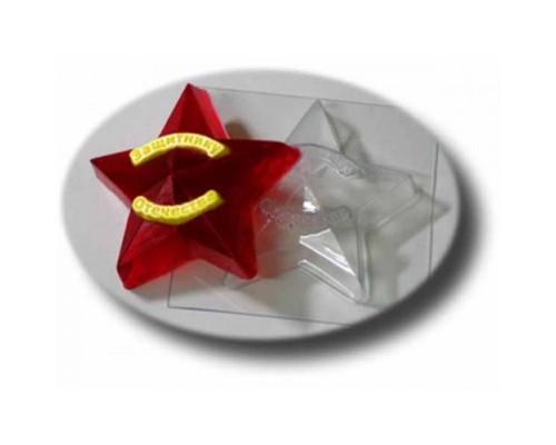 Форма для мыла, Звезда защитнику Отечества