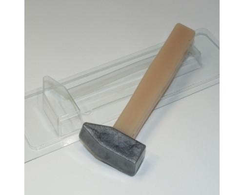Форма для мыла пластиковая, Молоток