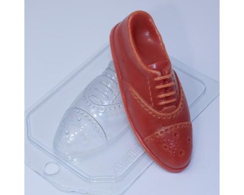 Форма для мыла, Ботинок