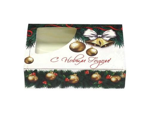 Коробка Новогодняя 18