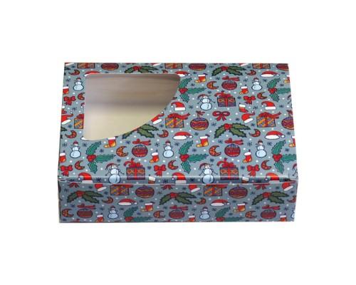 Коробка Новогодняя 4