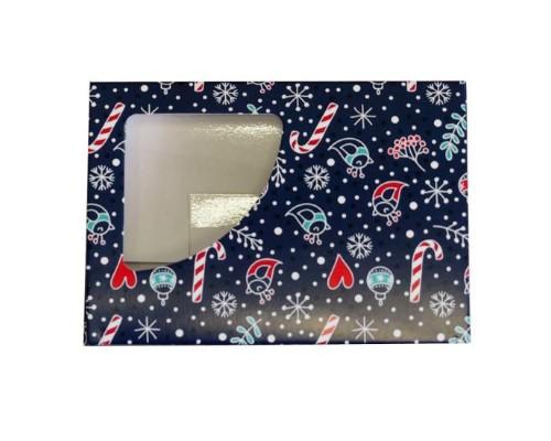 Коробка Новогодняя 6