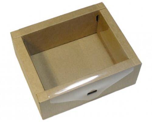 Подарочная коробка картонная, МГКП-03к