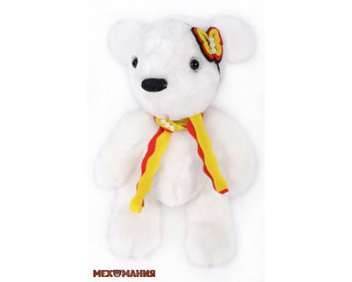 Набор для пошива игрушки Белая медведица (ММ-008) Мехомания