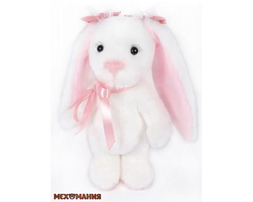 Набор для пошива игрушки Белая зайка (ММ-001) Мехомания