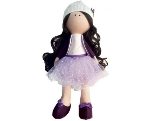Набор для шитья куклы Фея Фиалка, di037