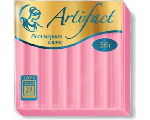 """Полимерная глина """"Артефакт"""", цв. Классический Розовый, 4111"""