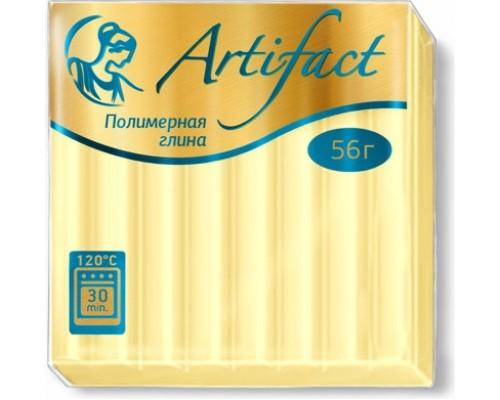 """Полимерная глина """"Артефакт"""", цв. Шифон Липовый мед, 536"""