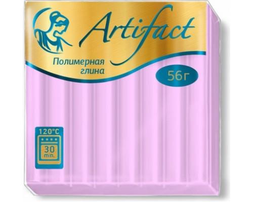 """Полимерная глина """"Артефакт"""", цв. Шифон Нежно розовый, 519"""