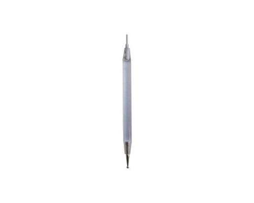 Инструмент для квиллинга 'KeepSmiling', металл. вилочка с прорезью 6 мм+дотц с шариком 2мм