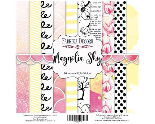 "Набор бумаги ""Magnolia Sky"""