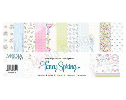 "Набор бумаги ""Fancy Spring"""