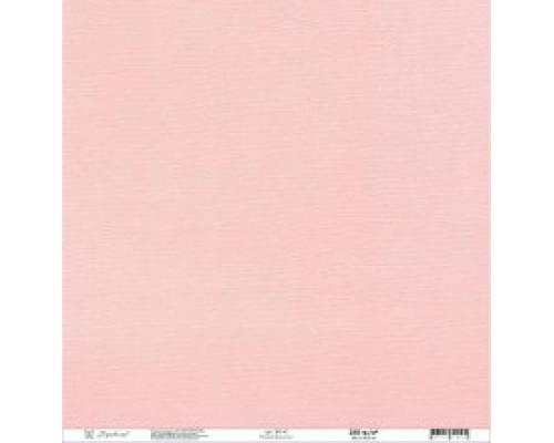 Кардсток 30*30см Розовый фламинго 235 г.м2