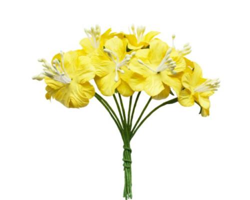 Букетик цветов, цвет Желтый