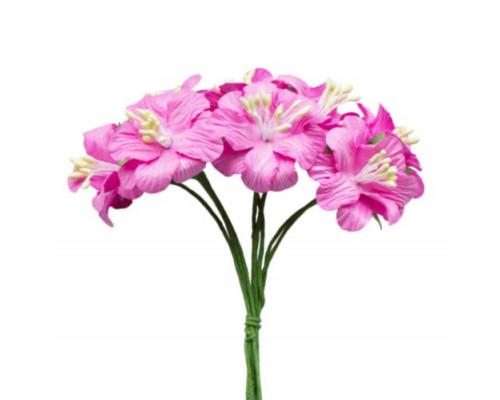 Букетик цветов, цвет Розовый