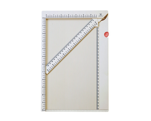 Доска для биговки многофункциональная, 34,4х23х0,95 см