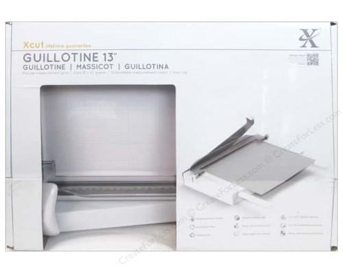 """Резак для бумаги Docrafts Xcut 13"""" GUILLOTINE (сабельный)"""